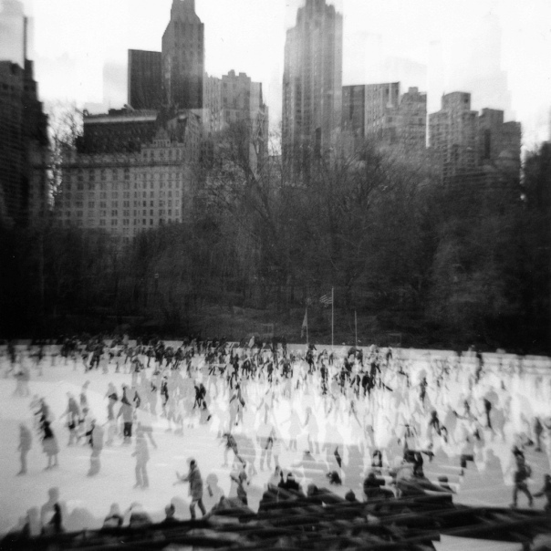 Central Park, NYCDiana - Ilford HP5 400